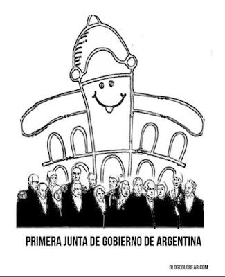 Primera Junta de Gobierno de Argentina