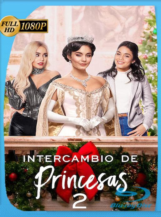 Intercambio de princesas 2 (2020) 1080p WEB-DL Latino [GoogleDrive] Tomyly