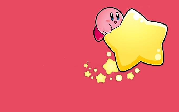Papel de Parede Kirby
