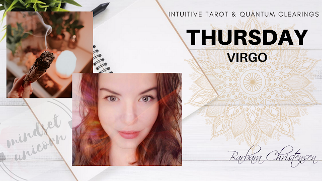 Virgo Love Tarot Reading April 20 - 26, 2020 : Next Steps
