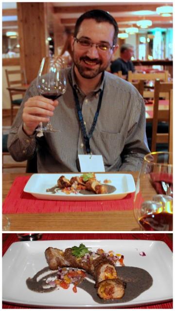 192 at The Blake: Chef Hamilton Cadwell