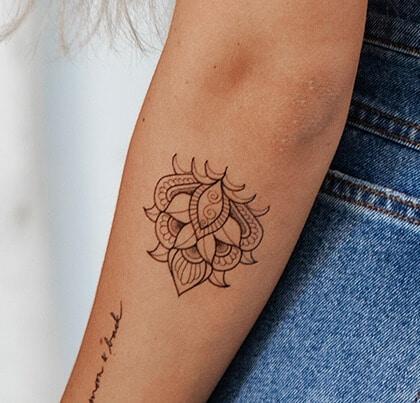 tattoo small wrist