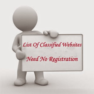Classifieds Website List For Ad Posting without Registration