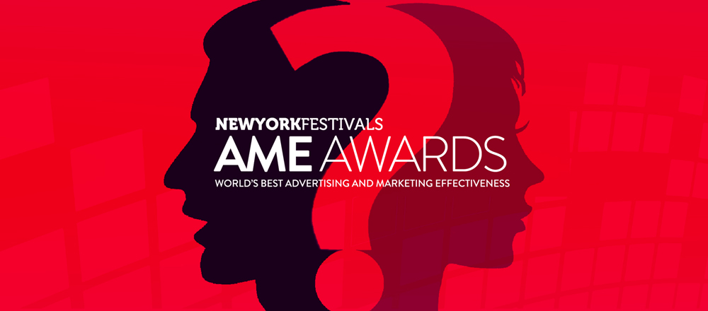 New York Festivals 2018 AME Awards Announces Winners