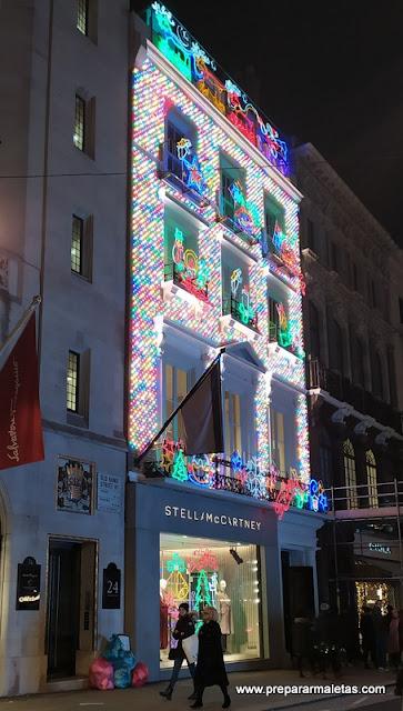 tiendas de lujo en Londres