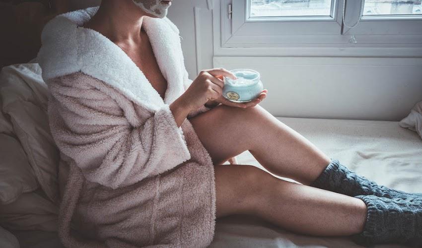 Une peau détendue et relaxée en automne