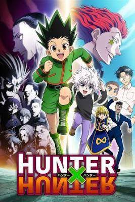 anime Hunter x Hunter