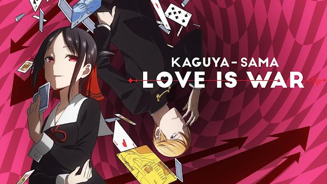Kaguya-sama: Love is War (Episode 01 - 12) Batch Subtitle Indonesia