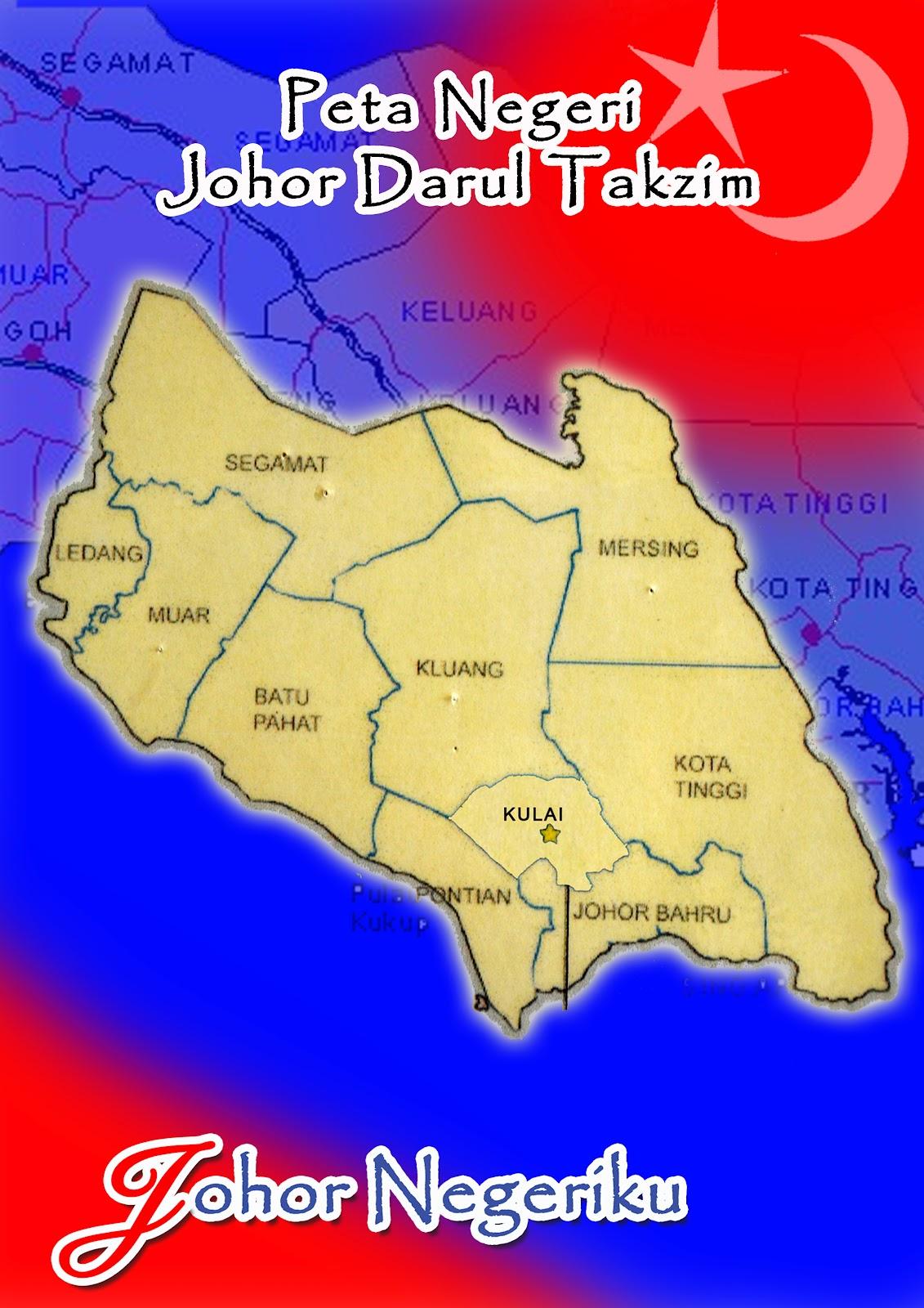 Jadual Waktu Berbuka Puasa dan Imsak Seluruh Negeri Johor ...
