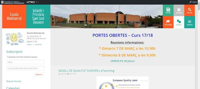 http://agora.xtec.cat/ceip-montserrat/
