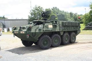 ICV 8x8 Stryker