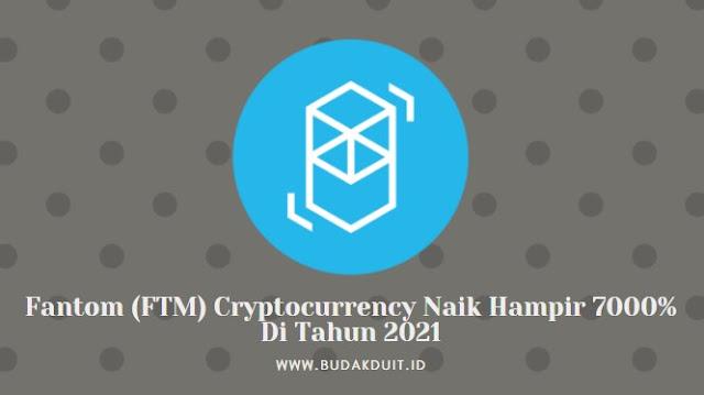 Gambar Fantom (FTM) Cryptocurrency