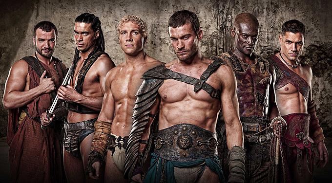 Spartacus sangre y arena