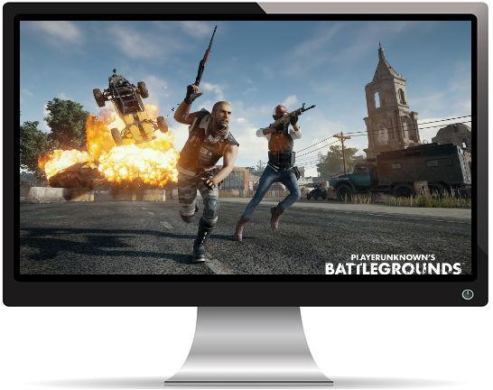 PUBG 2 Personnages + Explosion - Fond d'écran en Ultra HD 4K 2160p