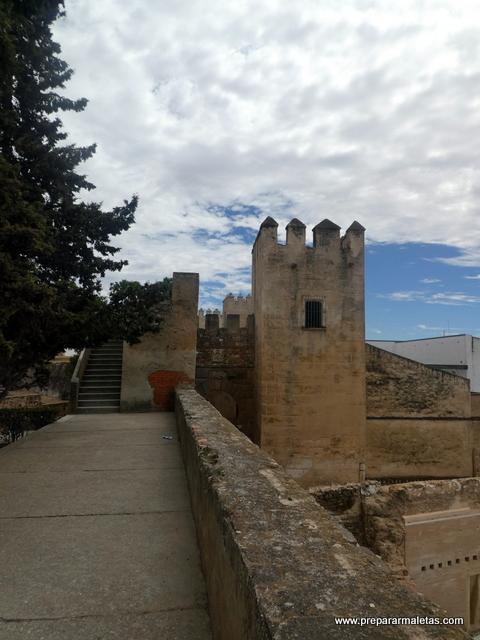 murallas Alcazaba de Badajoz