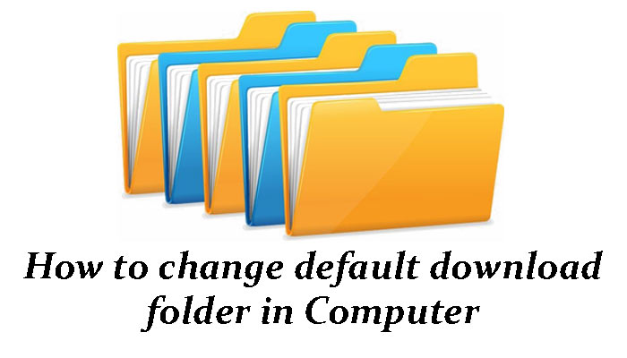 Web Browser Me Default Download Folder Change Kare