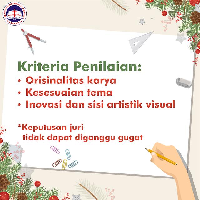 Lomba Desain Kartu Ucapan Natal Tahun 2020 - Sekolah ...