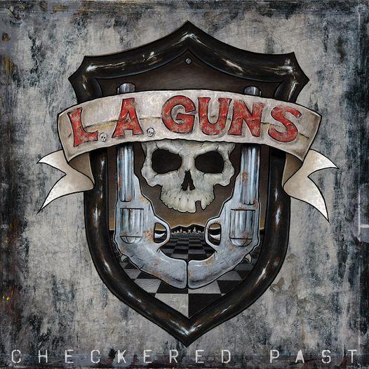 """Ο δίσκος των L.A. Guns """"Checkered Past"""""""