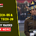 SSC Tech-55 and SSC W Tech-26 Cut Off Marks: Check Here
