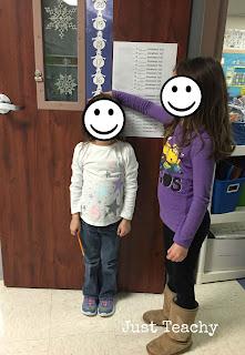 Nonstandard Height Measurement with Snowmen