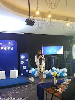 MC membuka acara workshop bersama Nestle Lactogrow