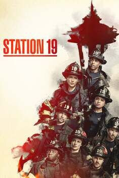 Station 19 4ª Temporada Torrent – WEB-DL 720p/1080p Legendado