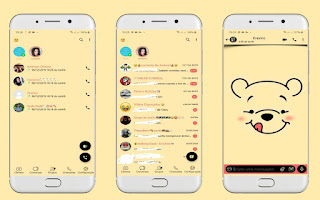 Bear 5 Theme For YOWhatsApp & Fouad WhatsApp By Leidiane