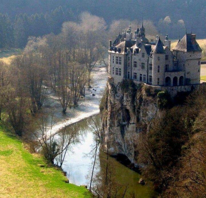 Walzin Castle (Château de Walzin)
