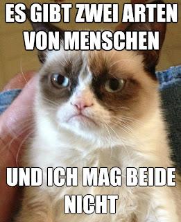 Grumpy Deutsch