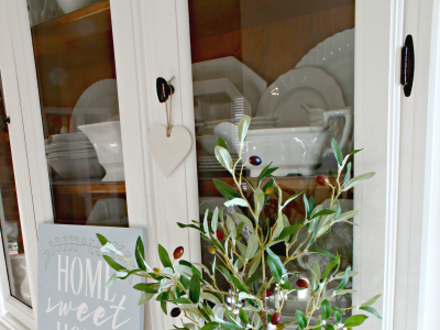 Decorating with Olive Trees