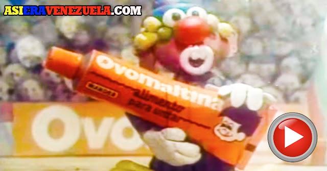 La Ovomaltina y sus comerciales de los años 80 y 90