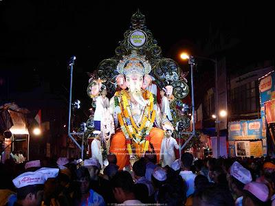 Ganpati Visharajan Darshan-2016 Mumbai