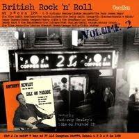 British Rock 'n' Roll at Decca 1957-1961