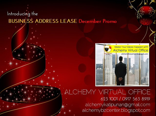 Office Mailing Address and Virtual Office Quezon City