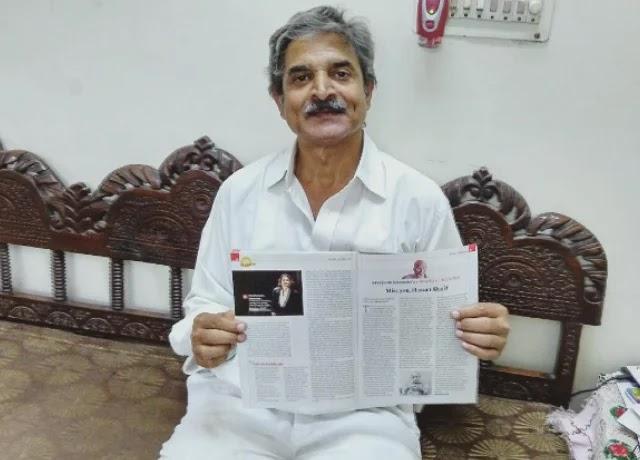 Bhuvan Bam father Avnindra Bam