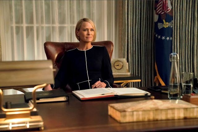 House of Cards, Season 6, Robin Wright, Final Season