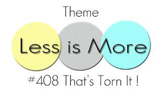 #408 - That's Torn It 22/11