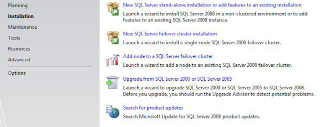 sql server , sql programlama , localhost ile sql server , management studio