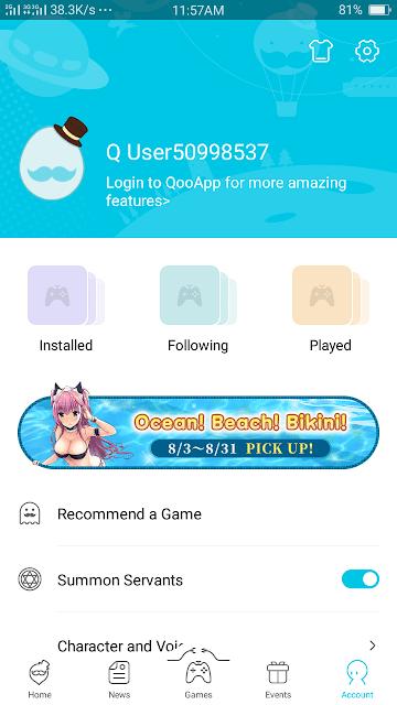 QooApp - screenshot 8