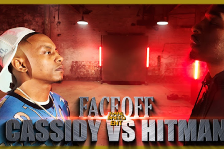 Cassidy vs Hitman Holla Faceoff