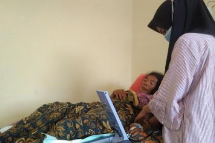 diterkam buaya,ibu di Pandeglang mendapat 20 jahitan luka robek