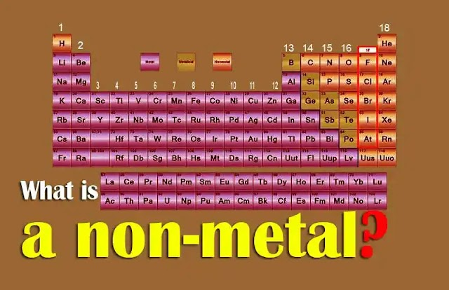 What is a nonmetal? Its Physical & Chemical properties & usefulness with FAQs