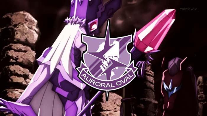 Auroral Oval ( Purple Legion )
