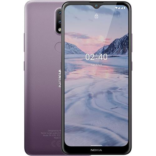 Điện thoại Nokia 2.4 Tím