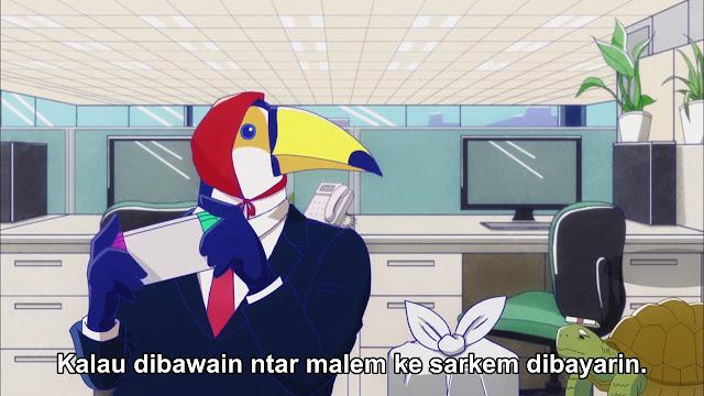 Download Africa no Salaryman Episode 6 Subindo Subtitle Bahasa Indonesia