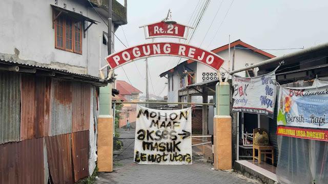 Cerita Karantina Lokal Kampung Pogung