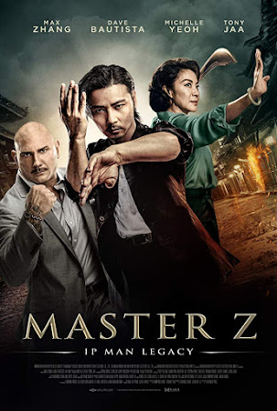 Poster Of Master Z: The Ip Man Legacy 2018 In Hindi Bluray 720P Free Download