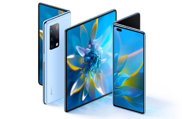 Huawei Mate X2 Launched: a new folding phone that adopts Samsung's Fold design