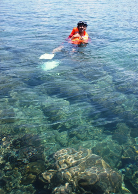 WA 081267111161 Paket Trip Pulau Abang Snorkeling and Diving