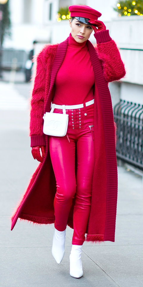 Olivia Culpo Street Style Looks That We Should Just Steal Already